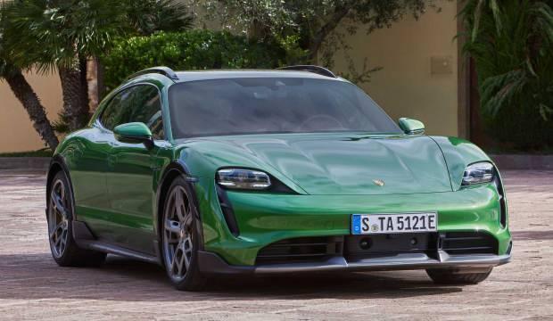 Porsche Taycan Cross Turismo Türkiye için tarih verdi