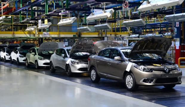 Renault Türkiye'de tekrar üretimi durduruyor