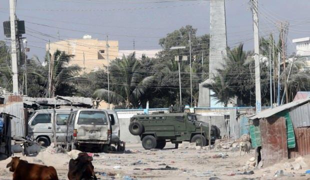 Somali'nin başkenti Mogadişu'da büyük patlama: 20 ölü