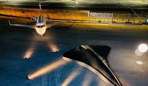 Süpersonik savaş Drone'u 'Arrow' tanıtıldı - Haber7