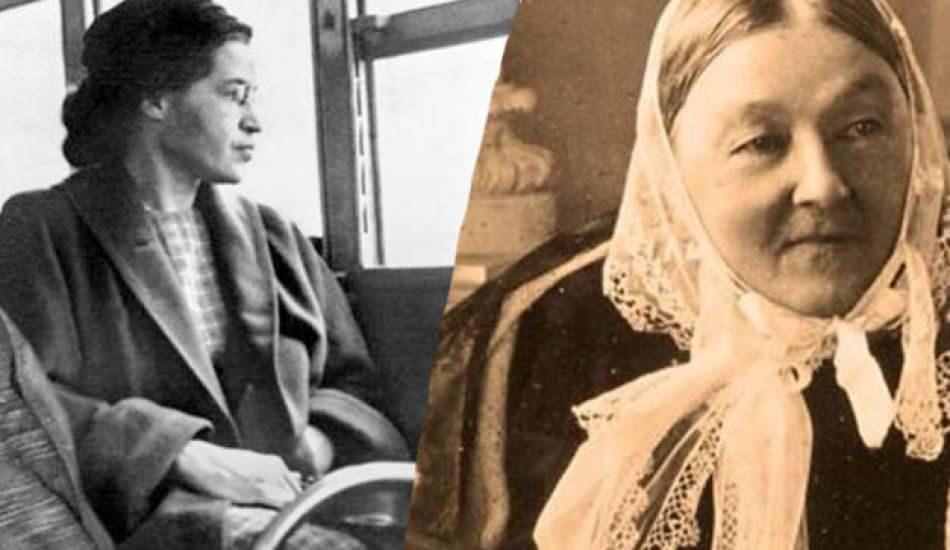 Tarihin önemli kadınları ve yaşadıkları şehirler