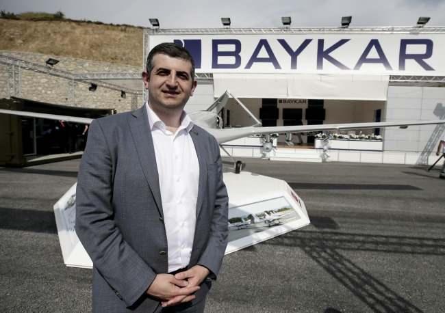 Baykar Genel Müdürü Haluk Bayraktar