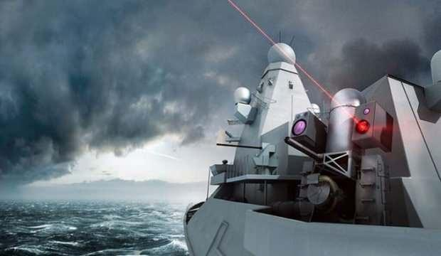SSB'den Türk savaş gemileri için lazer silah projesi
