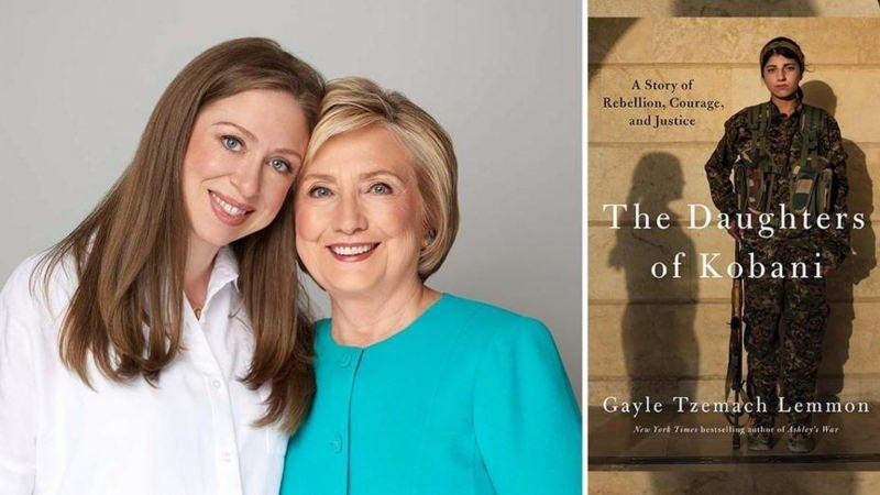 Clinton ailesi örgütü öven kitabın TV yayın haklarını satın aldı.