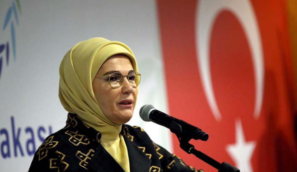 Emine Erdoğan'dan 'Dünya Kadınlar Günü' mesajı!