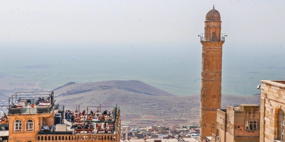 Mardin'de güvenli turizmin sırrı
