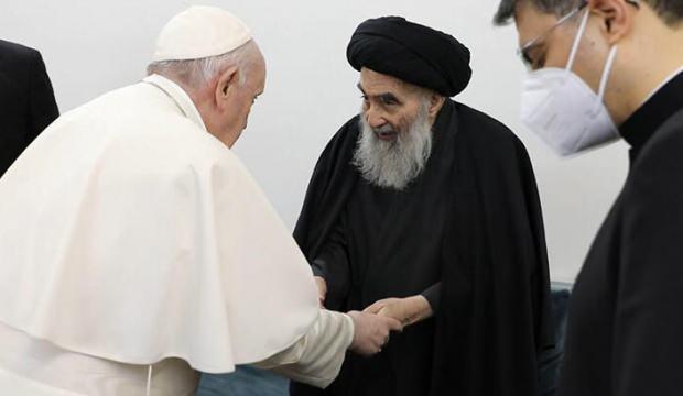 Papa, Sistani görüşmesi sonrası işareti verdi! Joe Biden'dan ilk açıklama