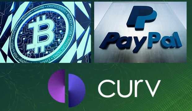 PayPal kripto şirketi Curv'ü satın aldı