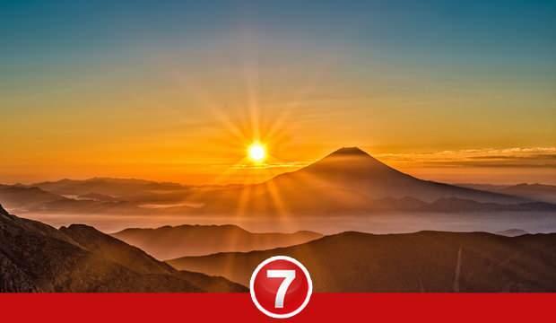 Rüyada güneş ışığı vurması ne anlam gelir? Rüyada güneşin batışını görmek nasıl tabir edilir?
