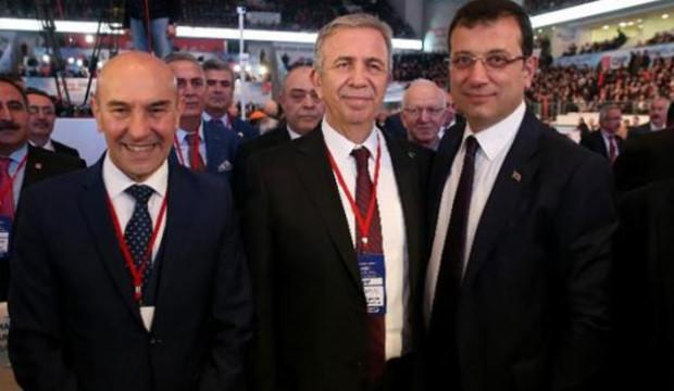 Üç CHP'li başkana Danıştay'dan kötü haber!
