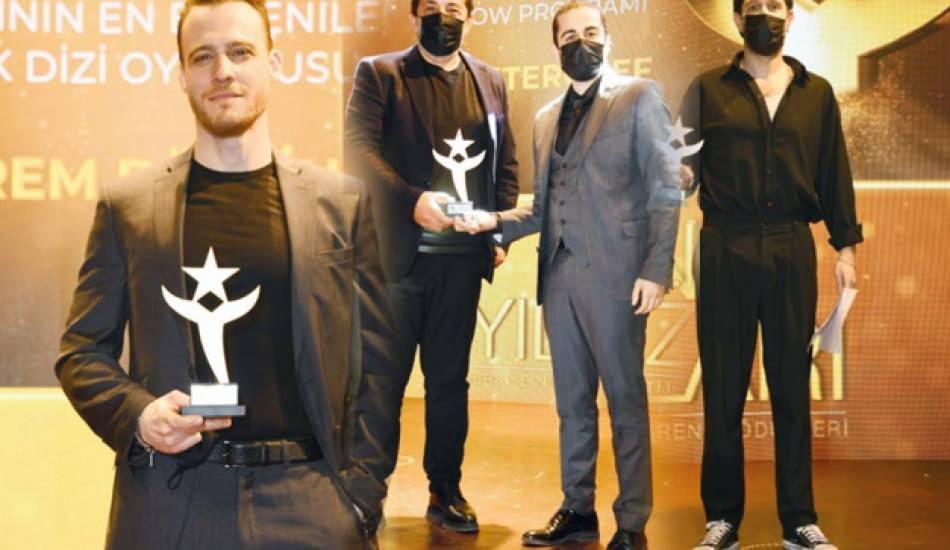 Ünlü isimler 'Altınyıldız Classics Yılın Yıldızları' Ödül Töreninde buluştu