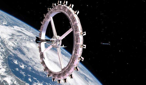 Uzay otelinin fiyatları belli oldu