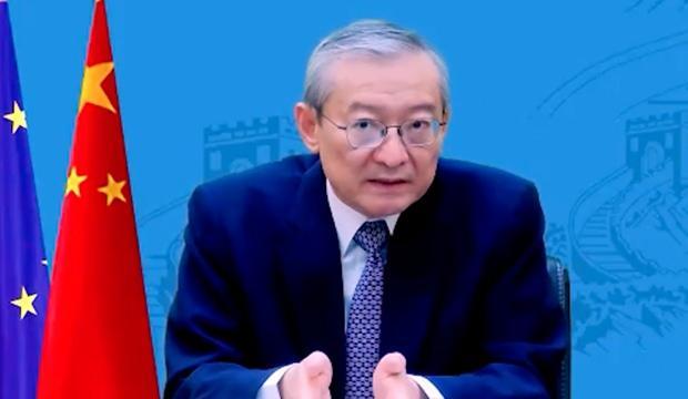 Çin'in AB Büyükelçisi Zhang Ming