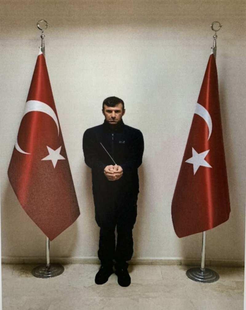 PYD/YPG'nin sözde tugay komutanı terörist İbrahim Babat
