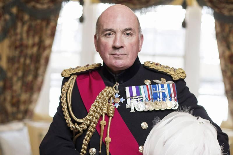 General Lord Richard Dannatt
