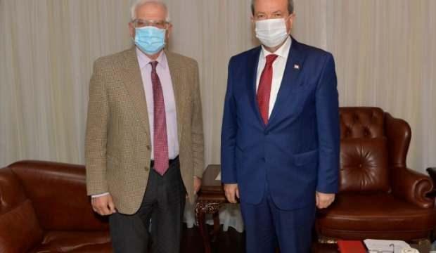 AB Yüksek Temsilcisi Borrell'den KKTC'ye ziyaret