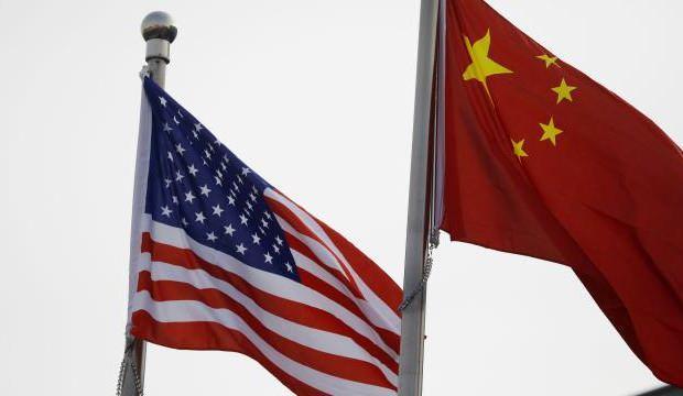 ABD ile Çin heyetlerinin toplantısı başladı