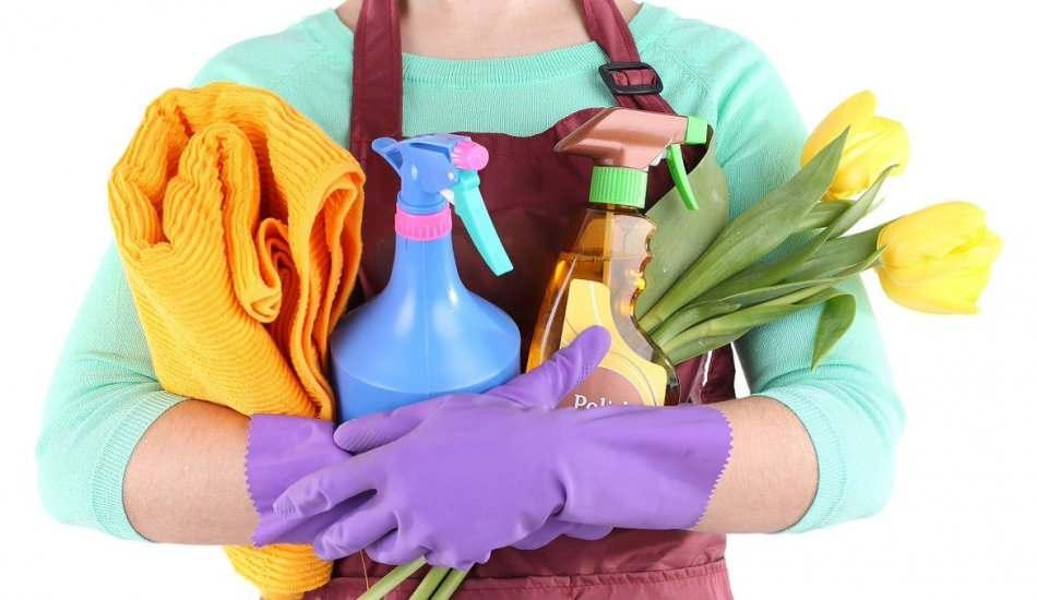 Bahar temizliği nasıl yapılır? Bahar temizliği önerileri Dip köşe bahar temizliği nasıl yapılır