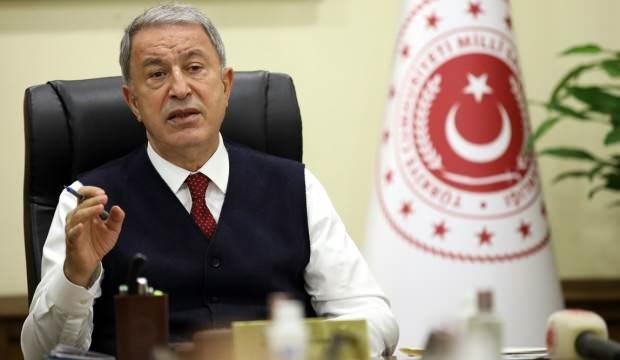 Akar: ABD'nin Türkiye ile işbirliği yapması gerekir