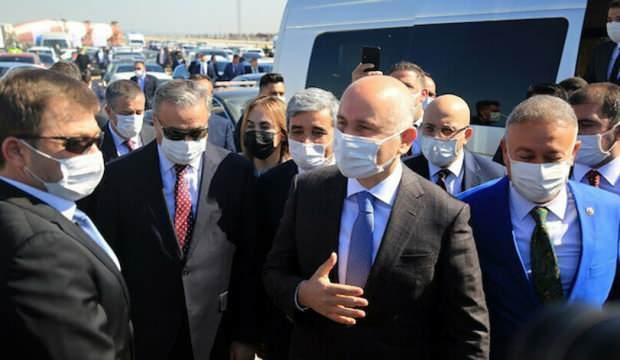 Bakan Karaismailoğlu: Akkuyu NGS en az 4 bin insanımıza istihdam sağlayacak