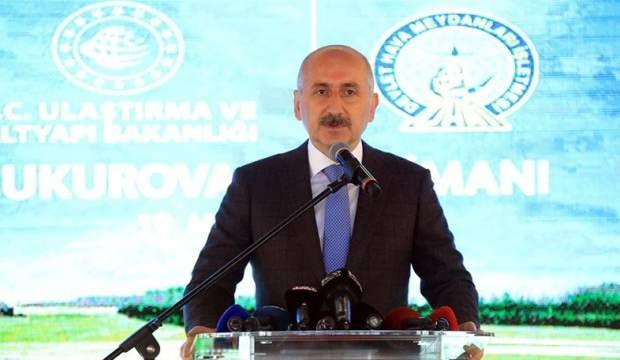 Bakan Karaismailoğlu'ndan Doğu Akdeniz açıklaması