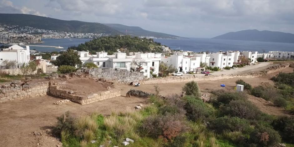 Büyük İskender'in yıktığı surlar Muğla'da gün yüzüne çıktı