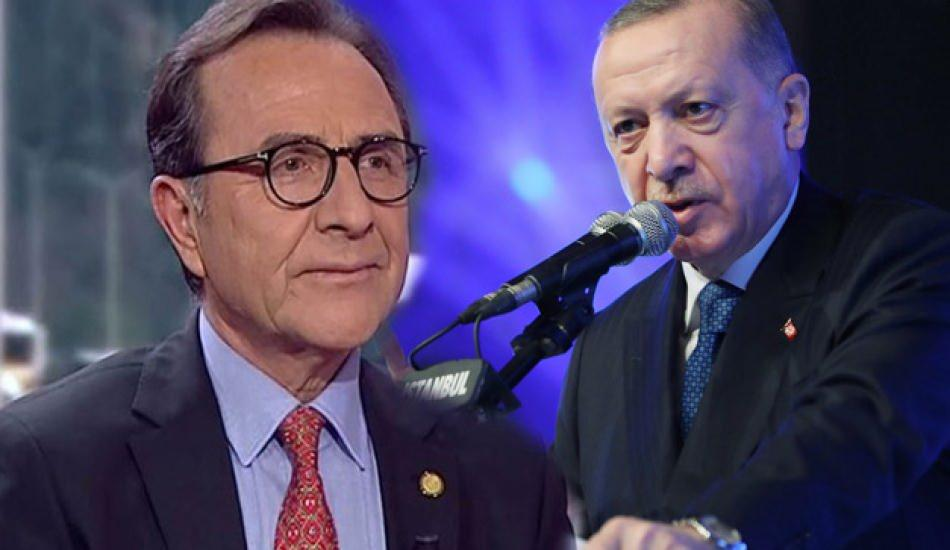 Prof. Dr. Osman Müftüoğlu'ndan Başkan Erdoğan'a destek!