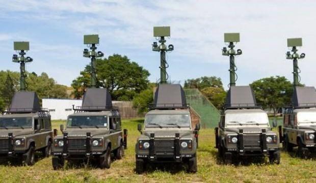Gana Ordusuna Türkiye'den radar takviyesi