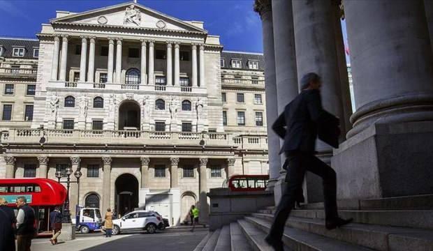 İngiltere Merkez Bankası'ndan faiz açıklaması