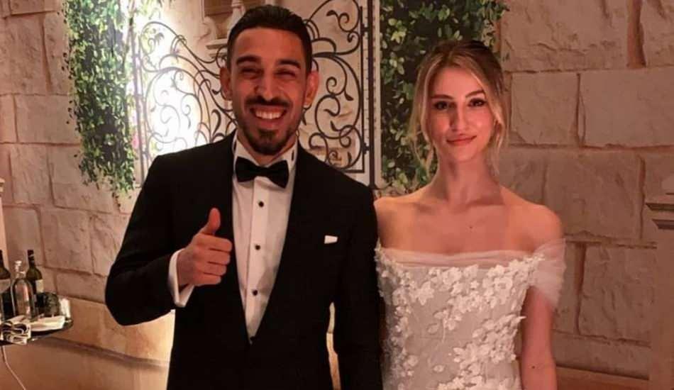 İrfan Can Kahveci ile Gözde Doyran evlendi!