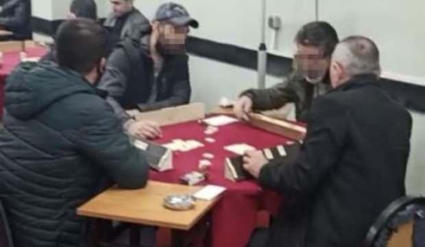 Kıraathaneye okey baskını: 49 kişiye 169 bin lira ceza