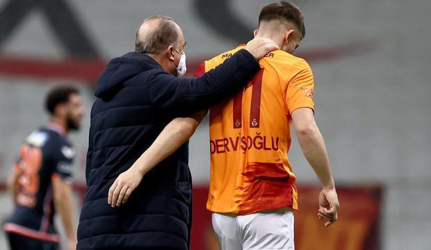 Terim'in mesajı Halil Dervişoğlu'nun iştahını kabarttı