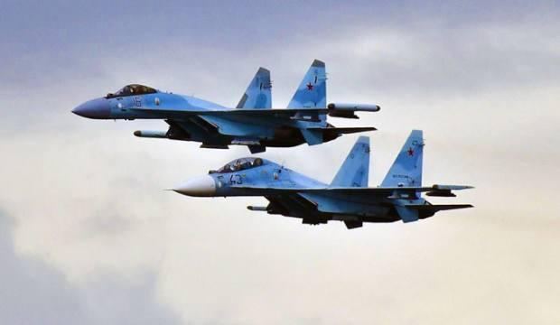 Su-35'leri resmen teslim aldılar! Gözler ABD'de, Türkiye detayı olay oldu
