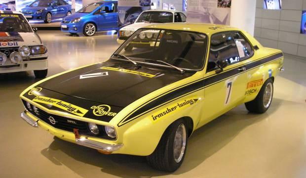 Opel'in efsane modeli Manta elektrikleniyor