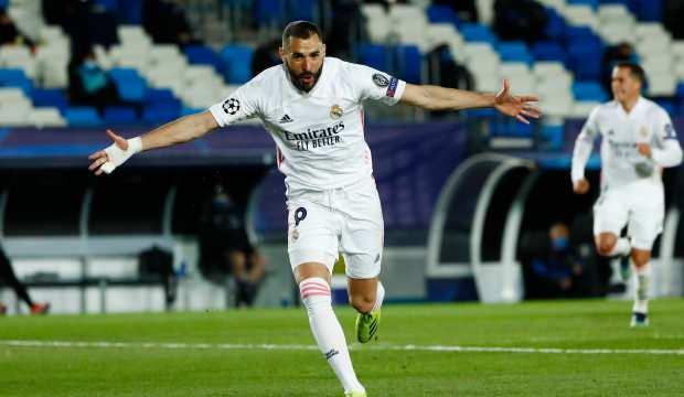 Real Madrid, Atalanta karşısında hata yapmadı!
