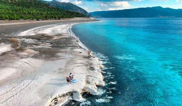Salda Gölü için harekete geçildi! UNESCO Doğal Miras Listesi'ne alınacak