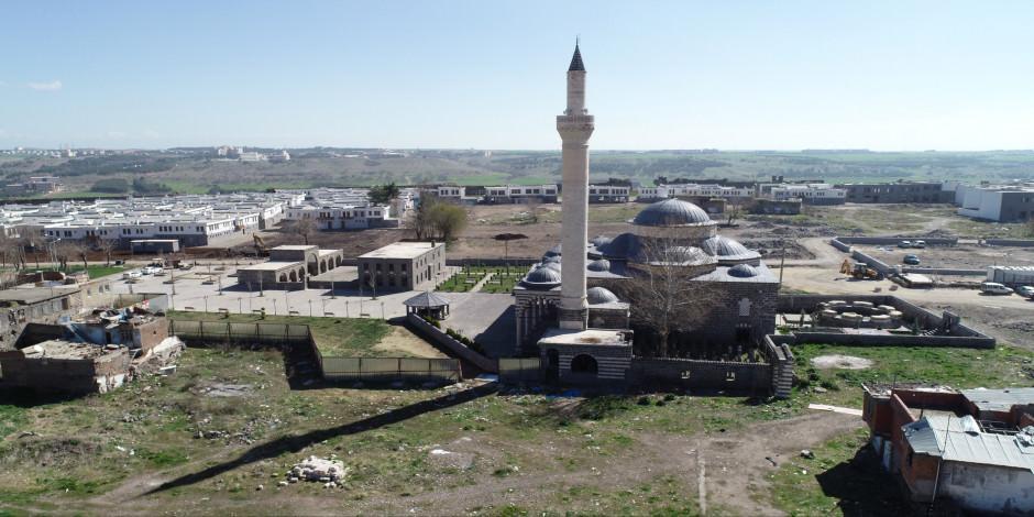 Teröristlerin yıktığı tarihi ilçe turizme kazandırıldı-Hedef 5 milyon turist