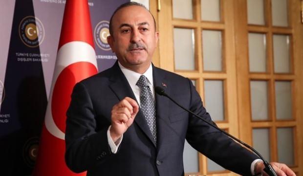 Çavuşoğlu, Yunan mevkidaşının 14 Nisan'da Türkiye'ye geleceğini açıkladı
