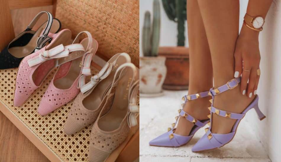 2021 en şık topuklu ayakkabı modelleri neler? En güzel topuklu ayakkabı modelleri