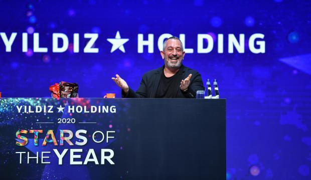 Yıldız Holding'ten Cem Yılmaz'lı 'Senenin Yıldızları Ödül Töreni'