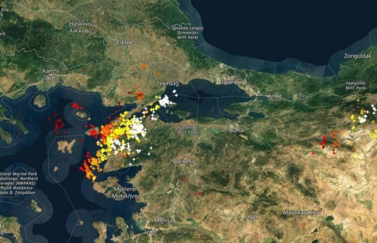 İstanbul, hava durumu, son dakika