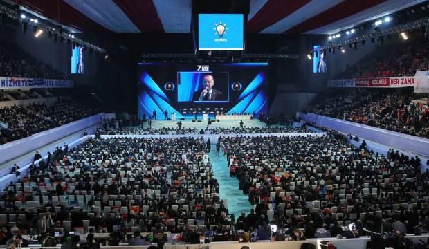 AK Parti kongresine davet edilmeyen partiler belli oldu