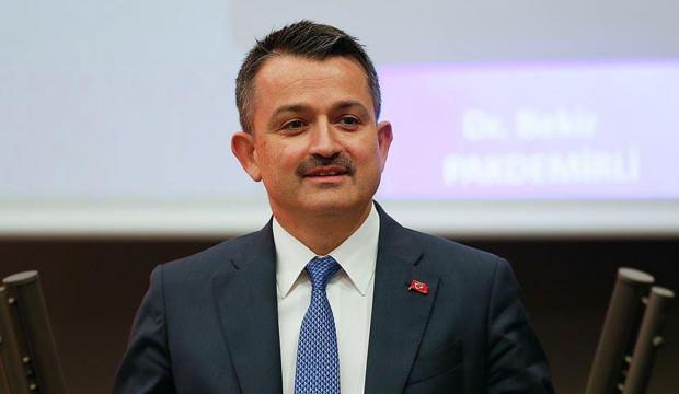"""Pakdemirli: """"Türkiye'nin geleceği 1. su şurasında masaya yatırılacak"""""""