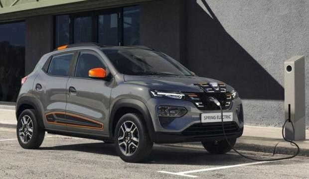 Elektrikli Dacia Spring'in yeni rotası Almanya