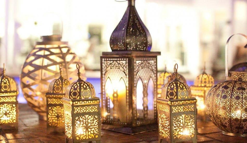 Evinizi Ramazan'a hazırlamanızı sağlayacak dekoratif ürünler