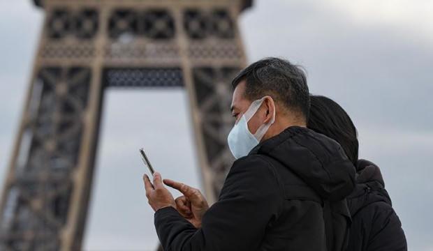 Fransa'da son 24 saatte 24 bin 371 yeni vaka