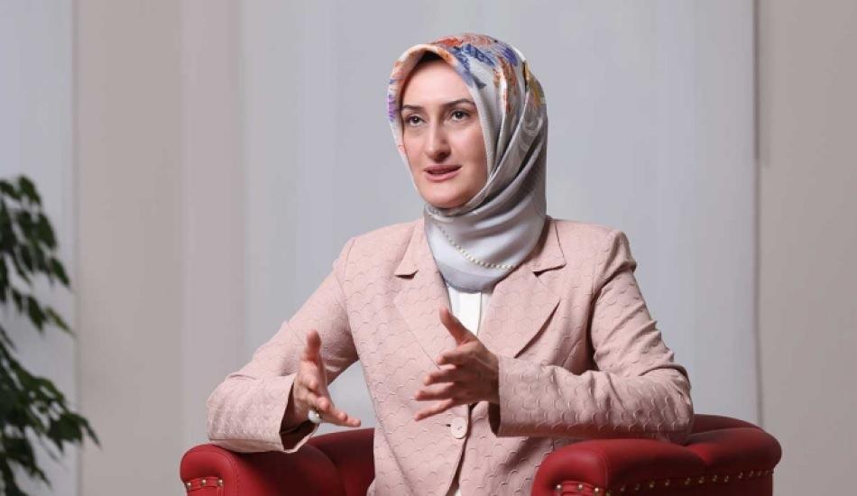 KADEM Başkanı Saliha Okur Gümrükçüoğlu: Kadınların çok etkileyici hayalleri var