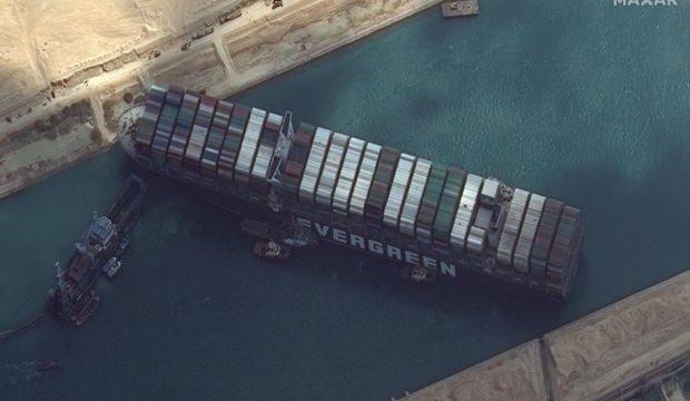 Dünya ticareti tıkanmıştı! Süveyş Kanalı ile ilgili önemli gelişme