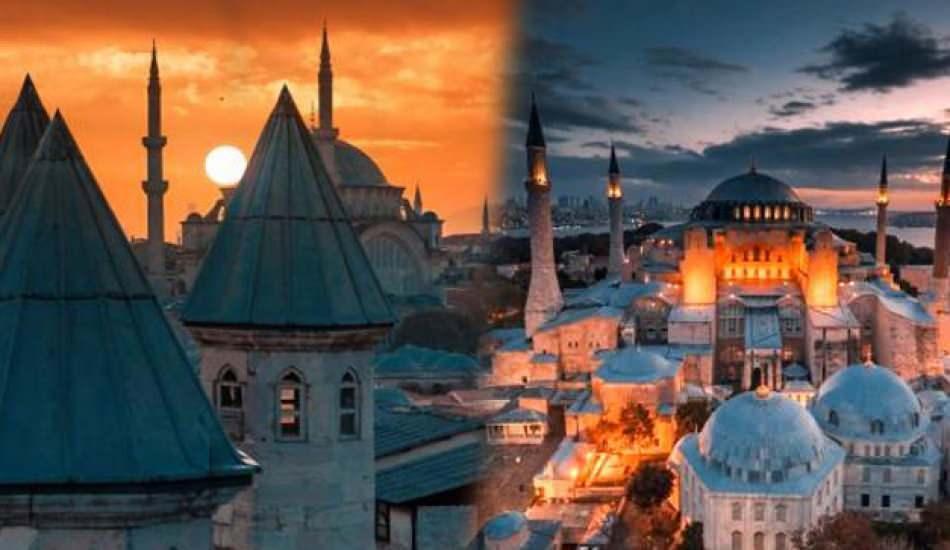 Rusların gözünden 'İstanbul' izleyenleri mest etti!