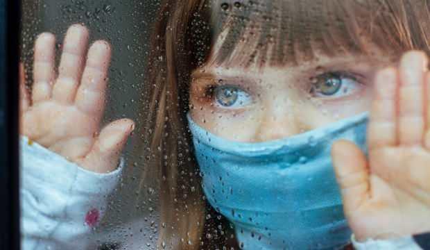 Pandemi etkisi çocukları da vurdu!